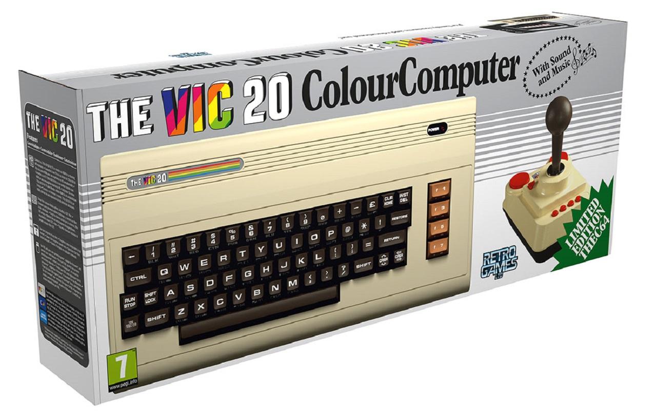 Il Commodore ritorna nei negozi con una versione rivisitata thumbnail