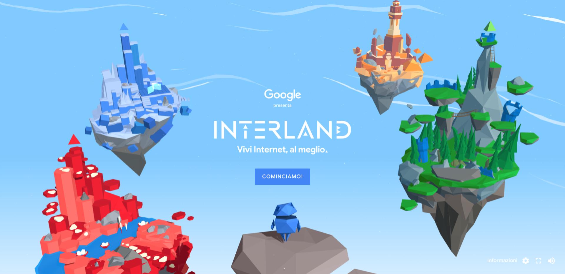 Vivere la rete in modo sicuro attraverso un gioco interattivo thumbnail