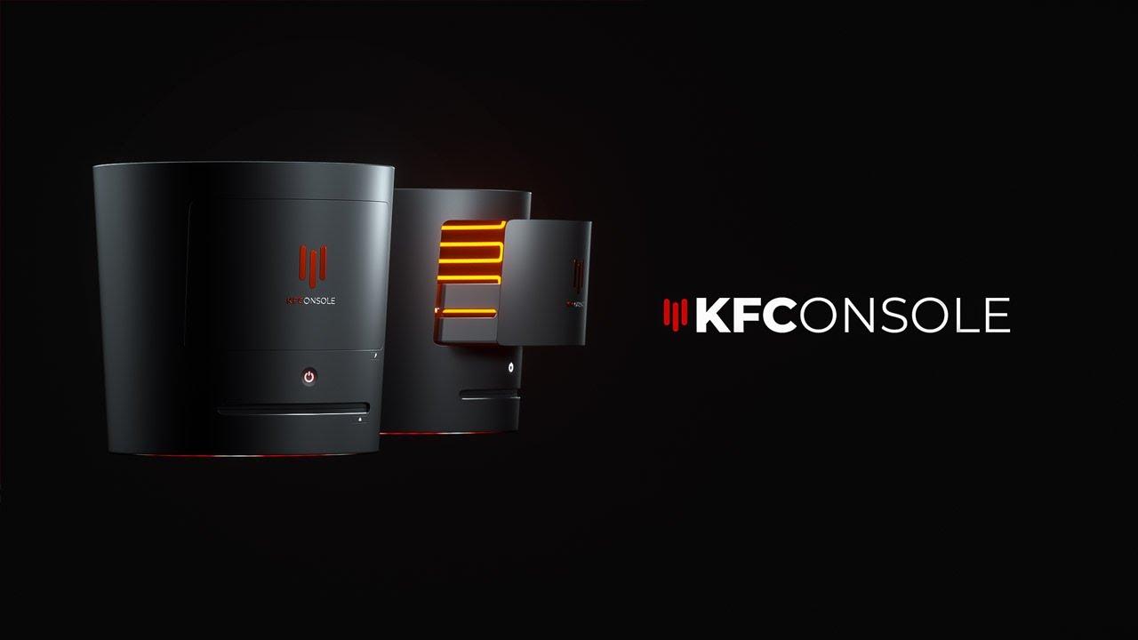 KFC stupisce con una console a 4K e uno scalda-pollo integrato thumbnail