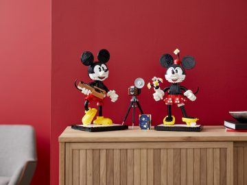LEGO Disney Topolino Minnie