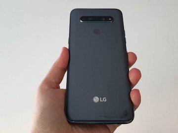 LG K61 recensione