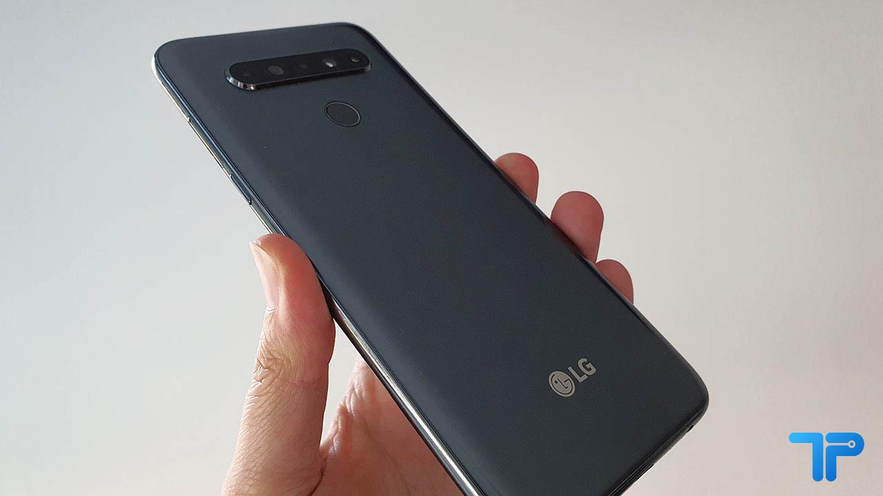 LG K61 recensione prestazioni