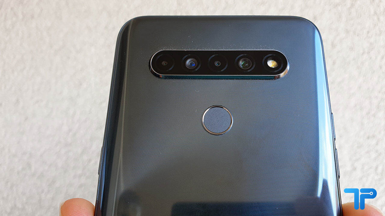 LG K61 recensione fotocamera
