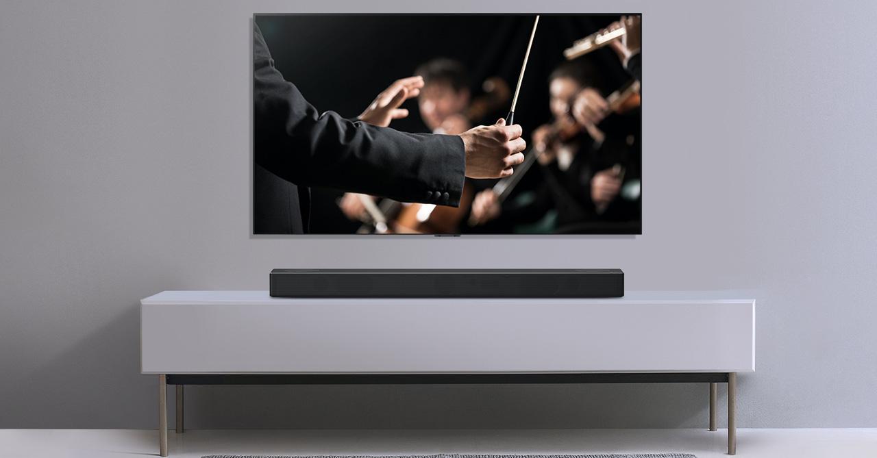 LG soundbar SN7CY 2020
