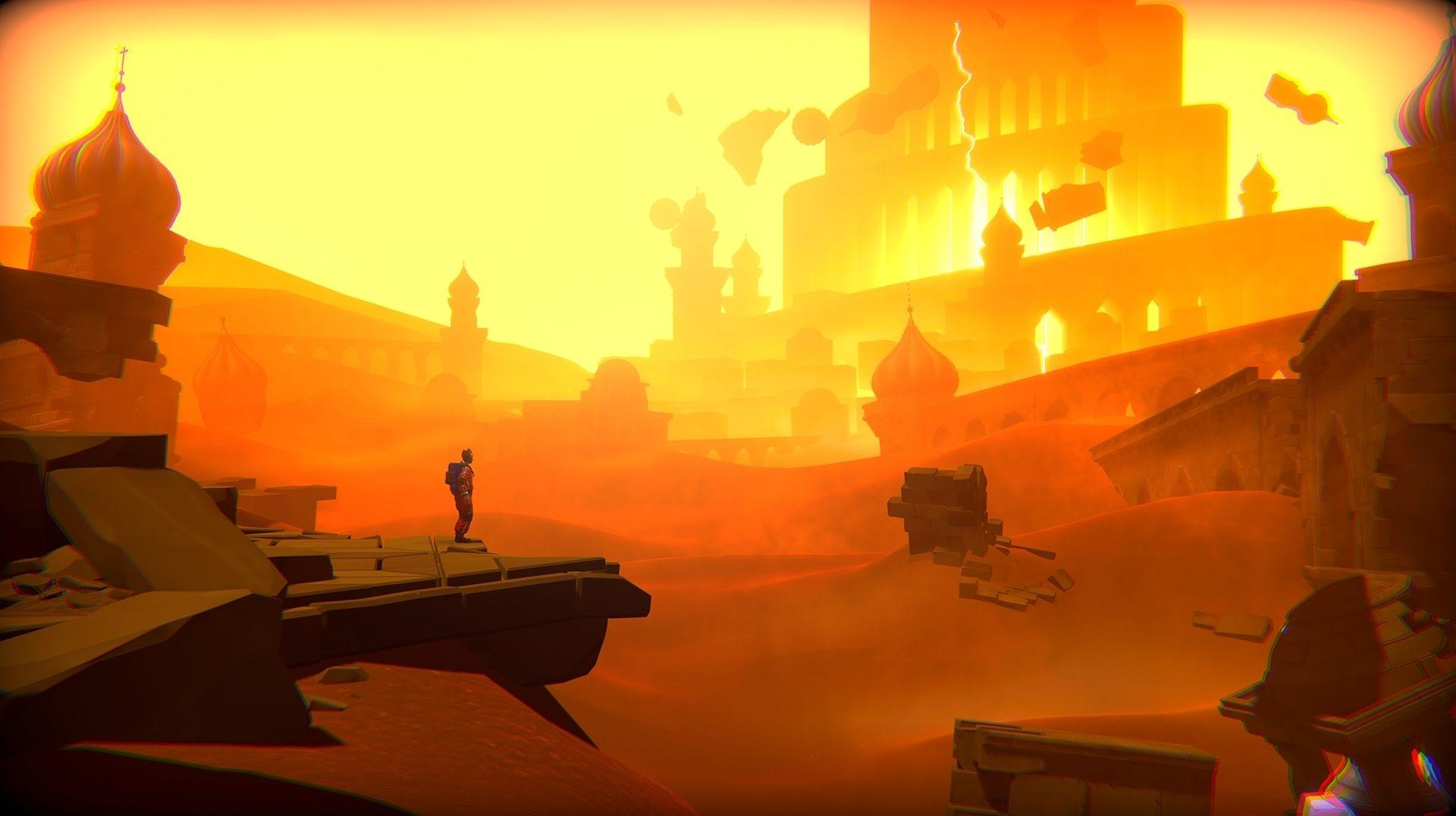 Little Orpheus, il nuovo titolo d'avventura, è disponibile su Apple Arcade thumbnail