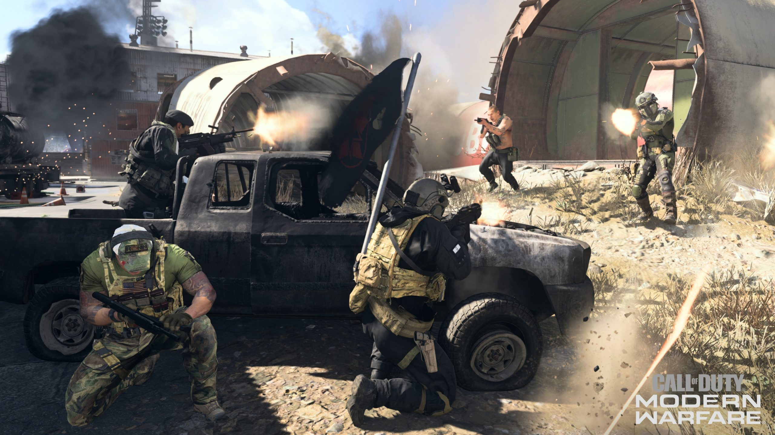 Call of Duty: Modern Warfare e Warzone