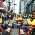 Mario kart su strada Street Kart