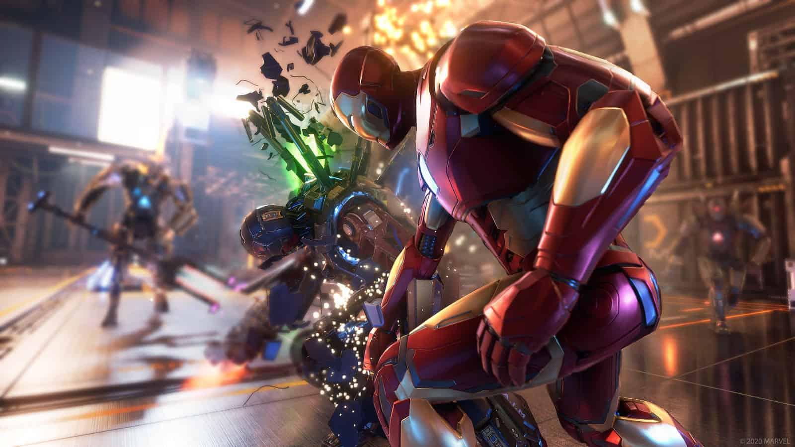 Marvel's Avengers confermato per PlayStation 5 e Xbox Series X thumbnail