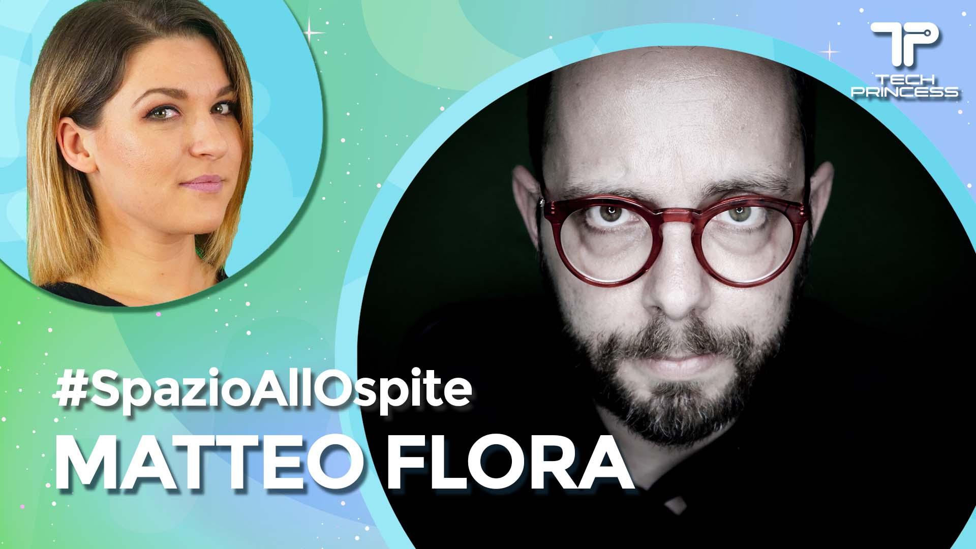 Matteo Flora: parliamo di hacking e non solo | Intervista in live #SpazioAllOspite thumbnail