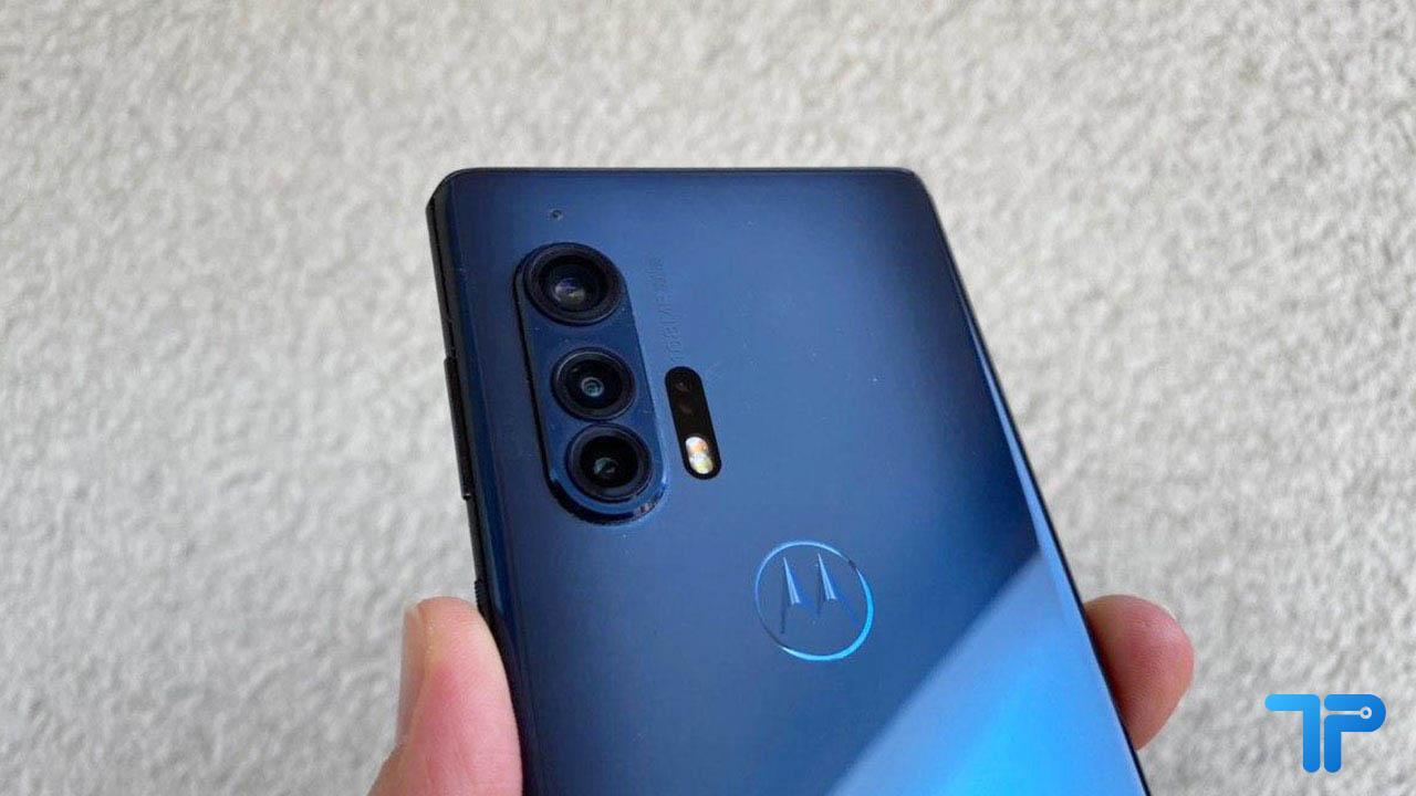 Motorola Edge Plus recensione fotocamera