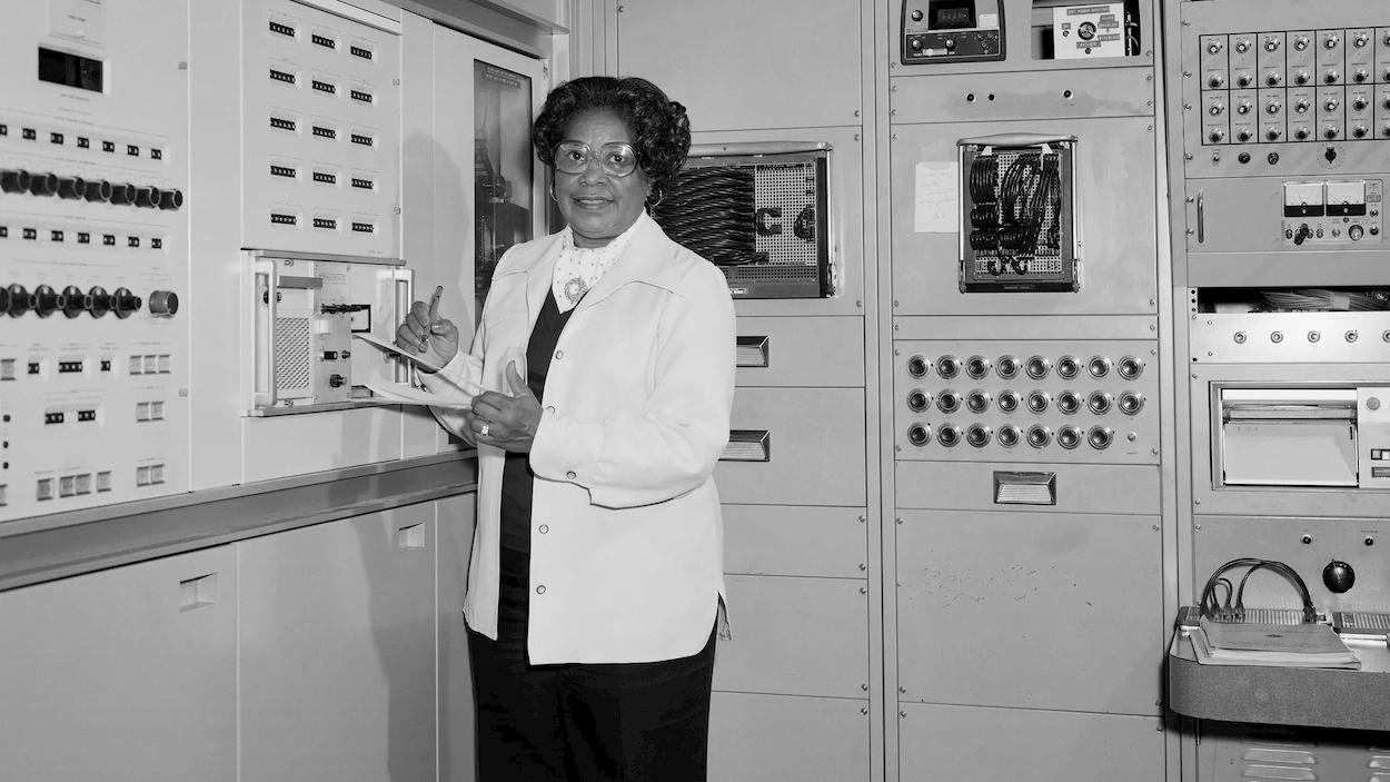 NASA dedicherà il suo quartier generale a Mary W. Jackson thumbnail