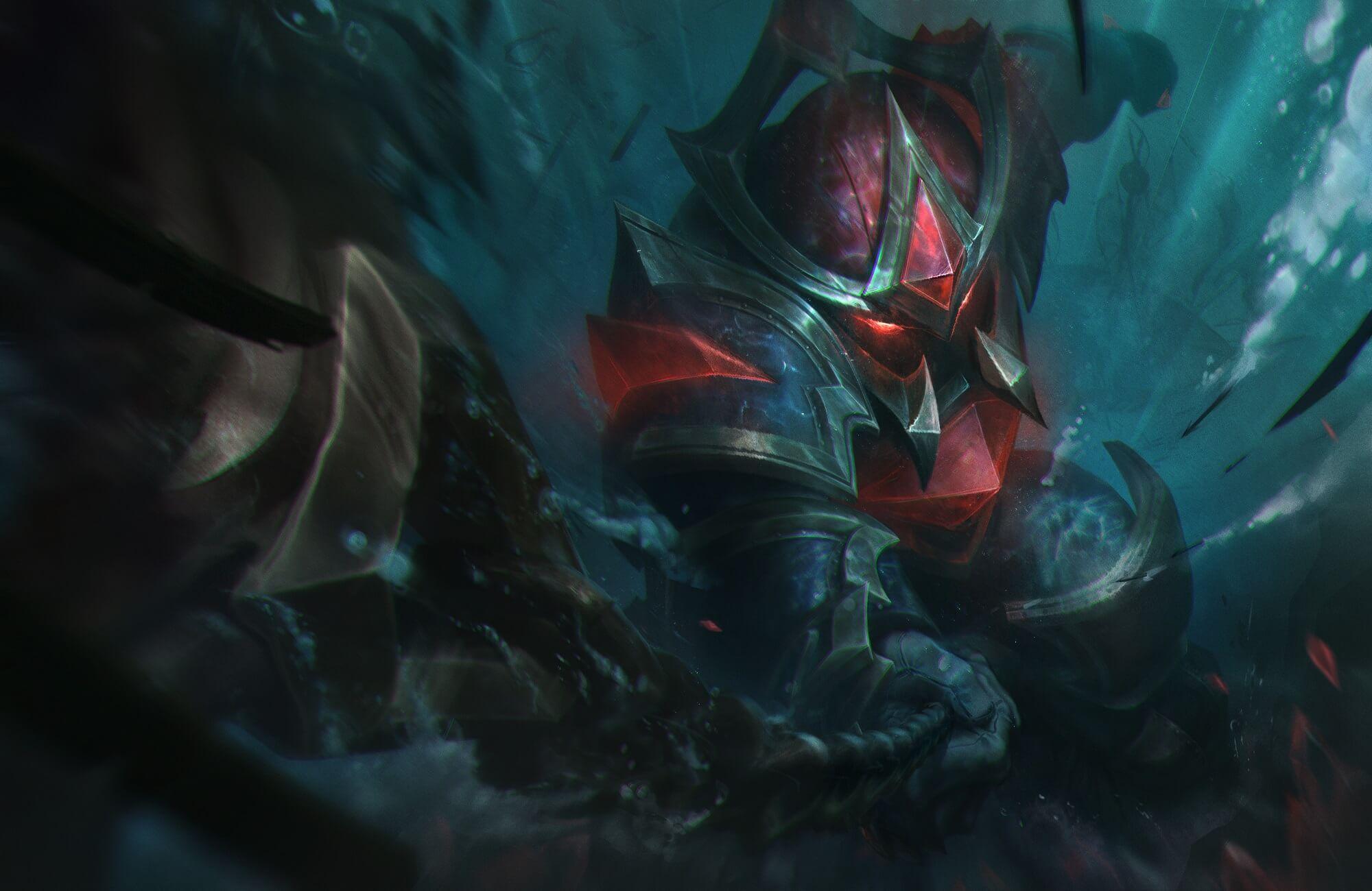 Preparatevi all'arrivo di Nautilus Conquistatore su League of Legends thumbnail