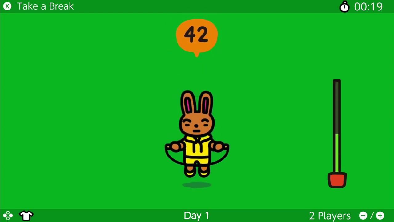 Jump Rope Challenge è il nuovo gioco gratuito di Nintendo thumbnail