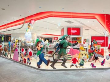 Nintendo Tokyo online