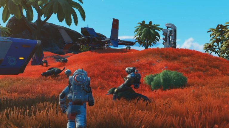 no man's sky crossplay xbox game pass