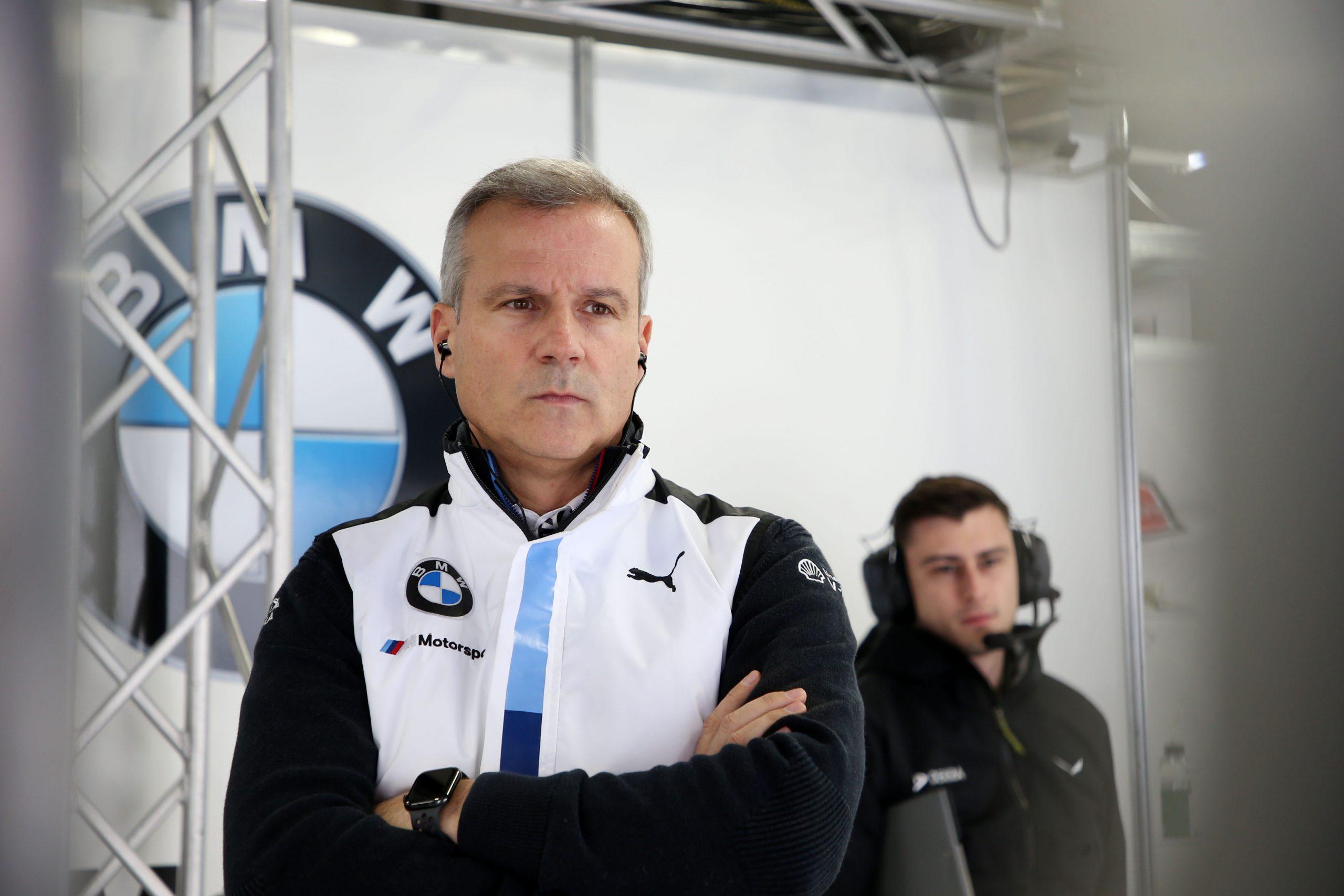 BMW DTM Marquardt