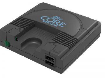 PC Engine Core Grafx mini konami
