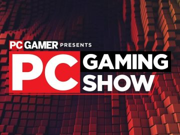 pc gaming show 2020 novità