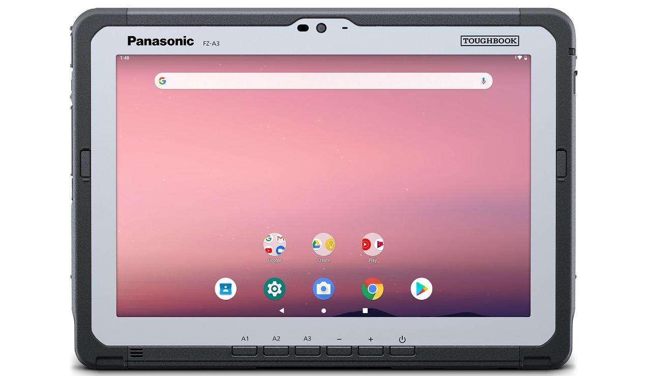 Ecco il nuovo tablet super resistente di Panasonic thumbnail