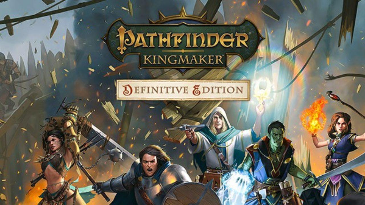 Pathfinder: Kingmaker Definitive Edition in arrivo su console thumbnail