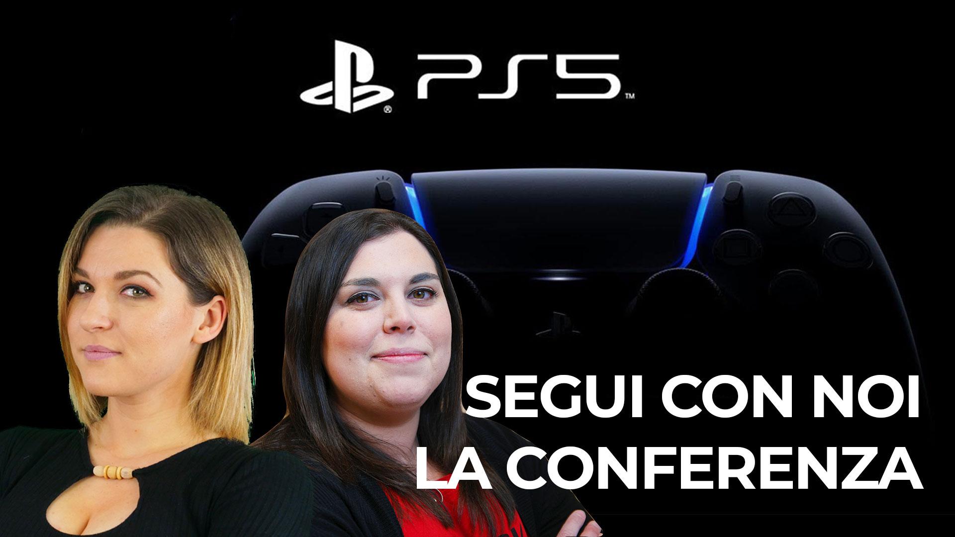 Segui l'evento di presentazione dei videogiochi su PlayStation 5 insieme a TechPrincess thumbnail