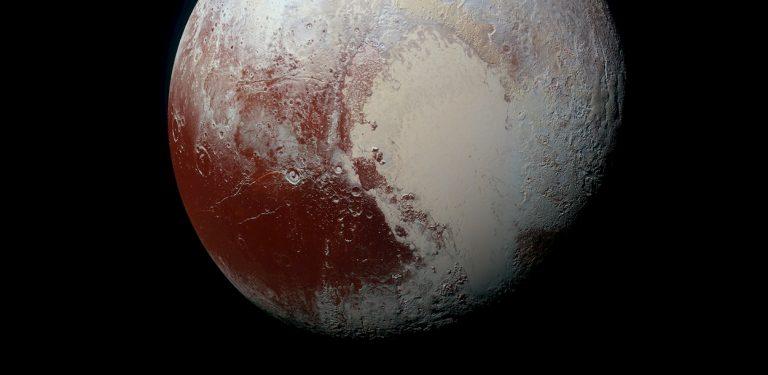 Plutone oceani