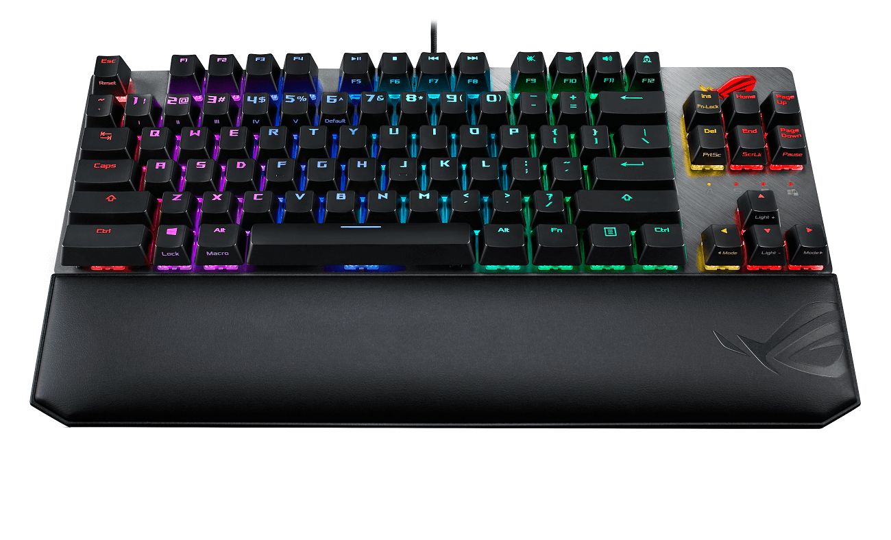 La tastiera ROG Strix Scope TKL Deluxe è disponibile anche in Italia thumbnail