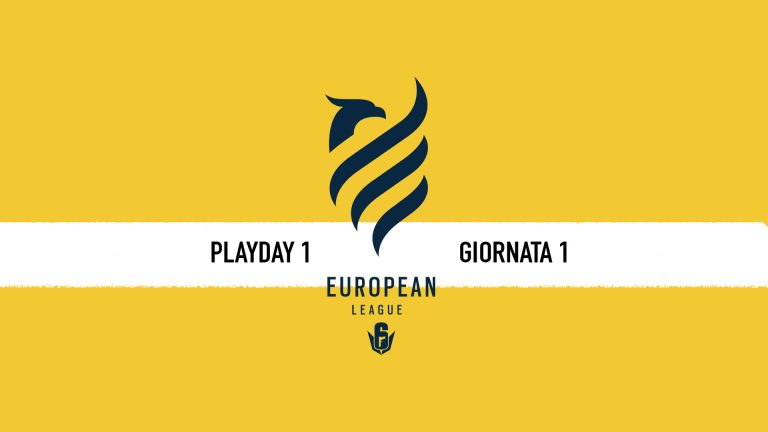 Rainbow Six European League giorno 1
