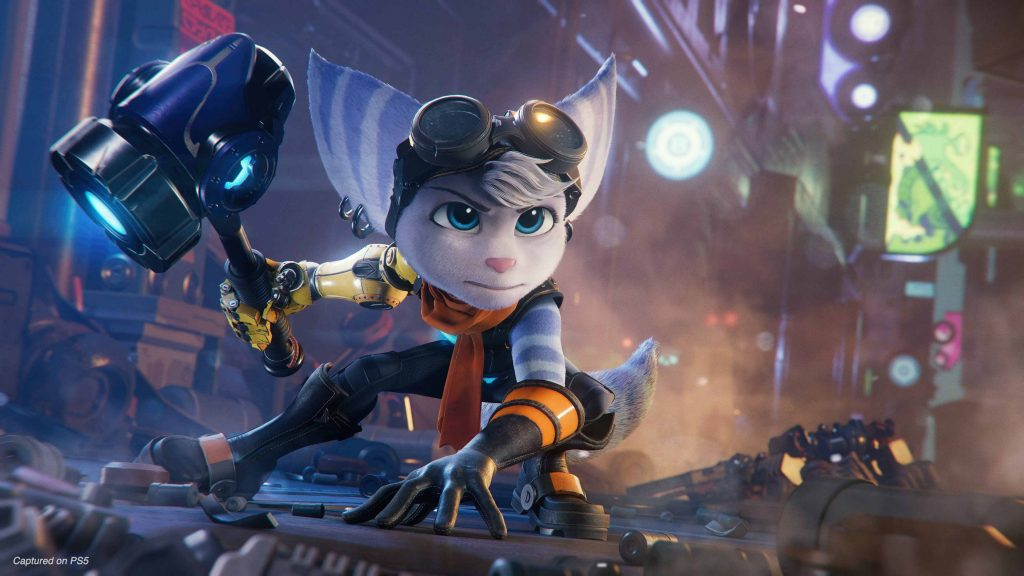 Ratchet And Clank PlayStation 5 personaggio femminile