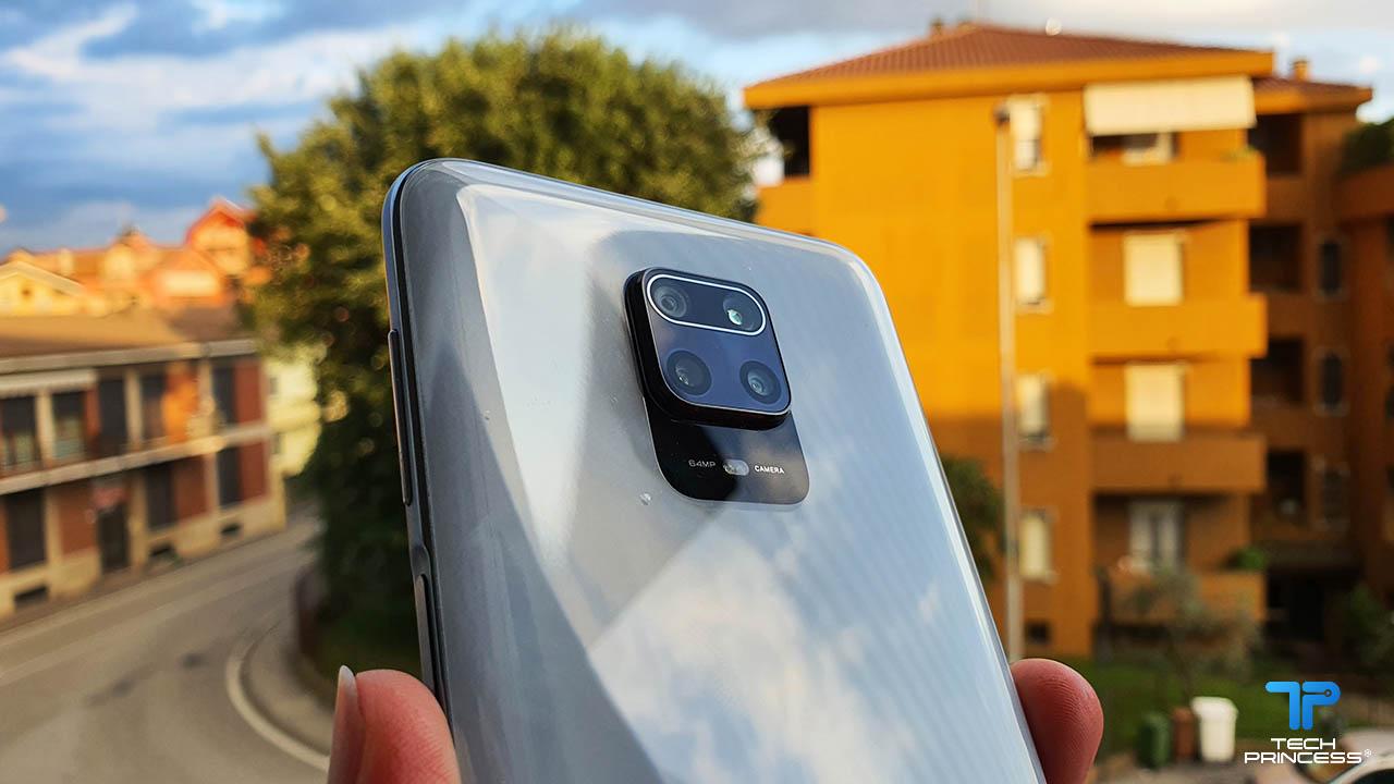 Redmi Note 9 Pro recensione fotocamera