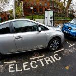 Regno Unito auto elettriche