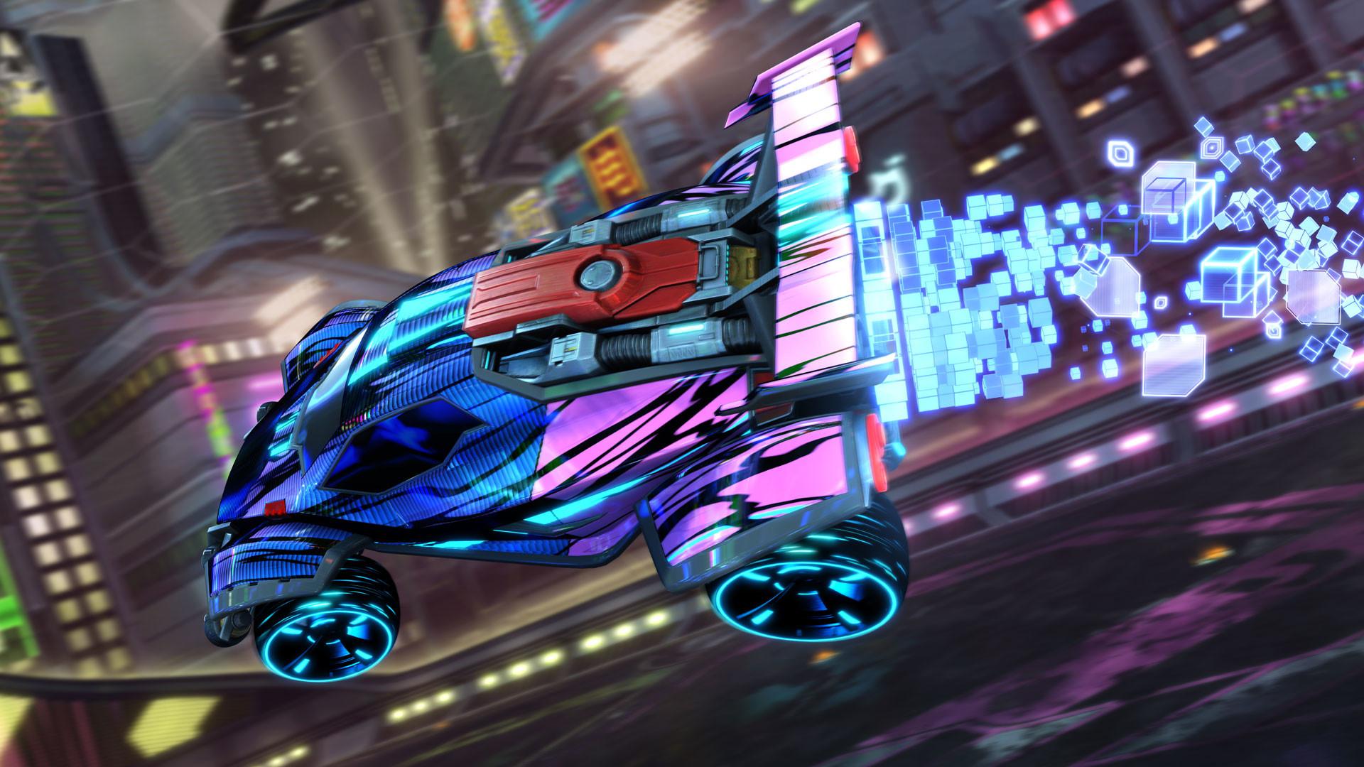 Rocket League festeggerà il quinto anniversario con un aggiornamento thumbnail