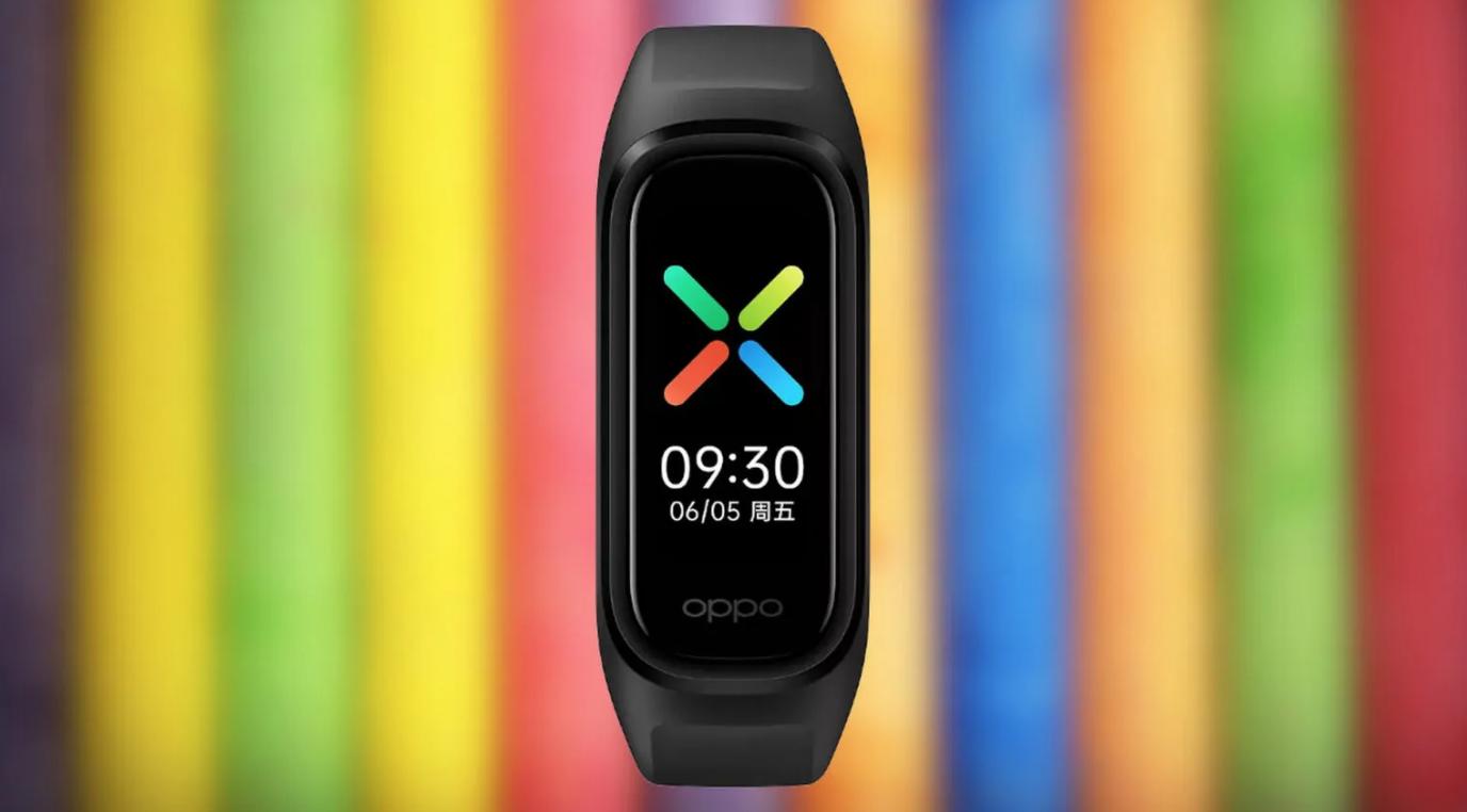 OPPO Band ufficiale in Cina: la vera rivale di Xiaomi Mi Band? thumbnail