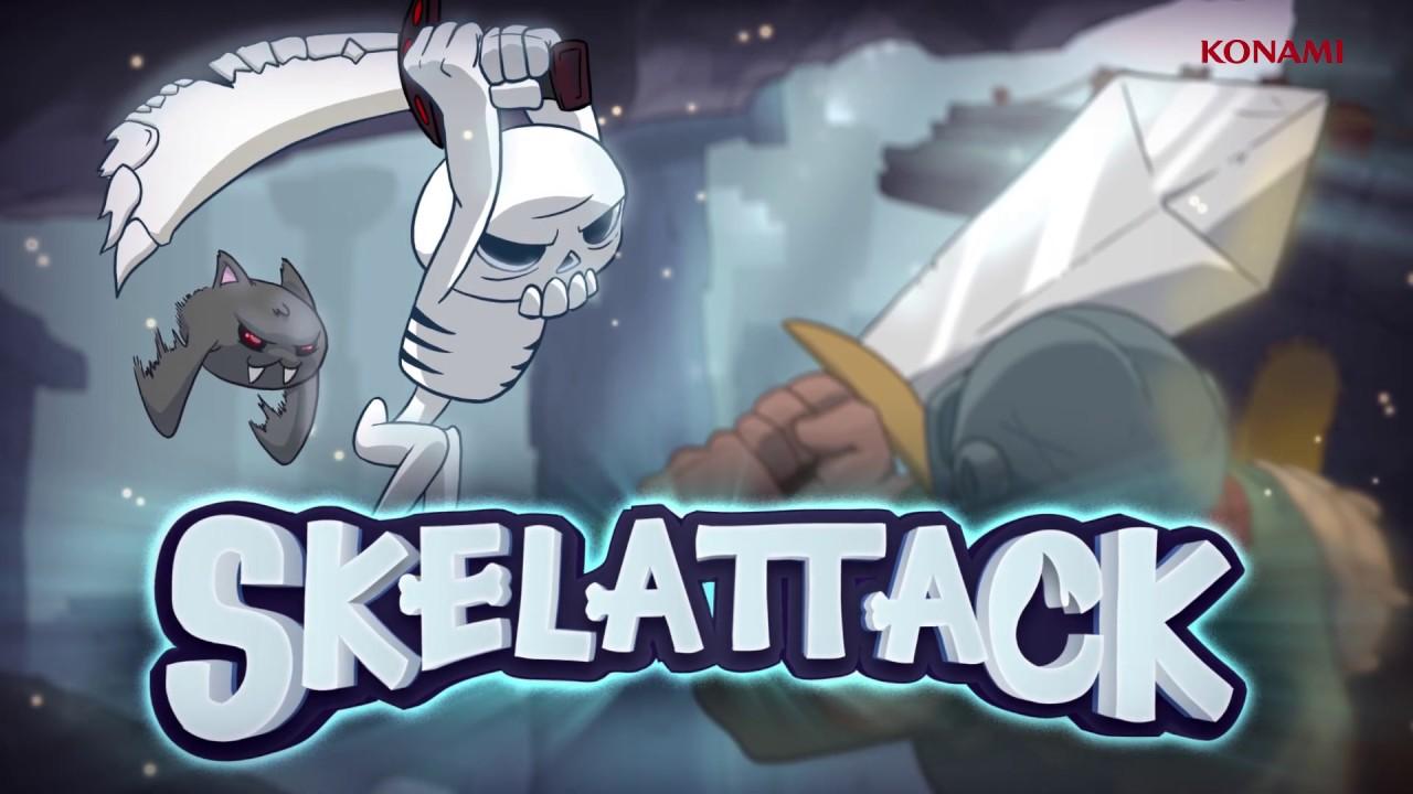 Skelattack recensione: un insolito cambio di prospettiva thumbnail