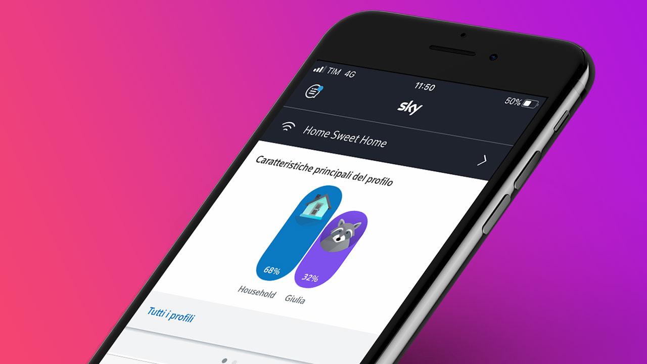 Sky Wifi app
