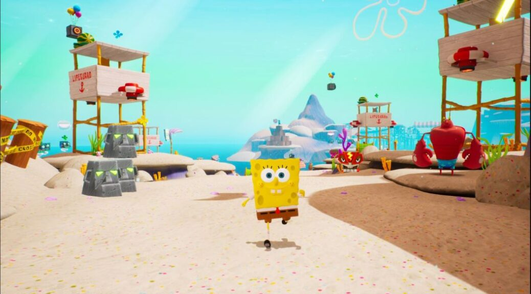 SpongeBob SquarePants si mostra in un nuovo video multiplayer thumbnail