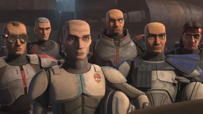 Star Wars the clone wars clonazione fantascienza