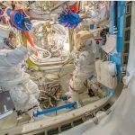 Stazione Spaziale Internazionale Google Arts&Culture