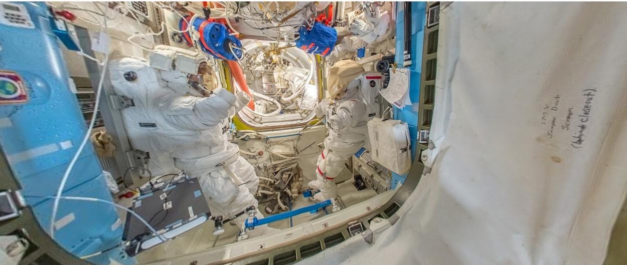 Google ti permette di visitare la Stazione Spaziale Internazionale thumbnail