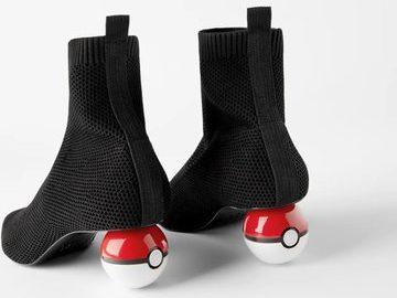 Stivaletti Pokémon