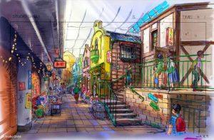 Studio Ghibli: il parco a tema aprirà ufficialmente nel 2022 Nessun cambio di programma per l'apertura del parco a tema di Studio Ghibli, fissata per il 2022