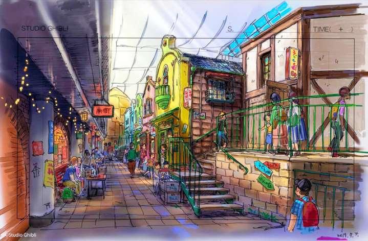 Studio Ghibli: il parco a tema aprirà ufficialmente nel 2022 thumbnail