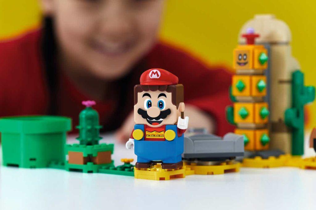 Nintendo e LEGO svelano l'intera linea Super Mario Experience thumbnail