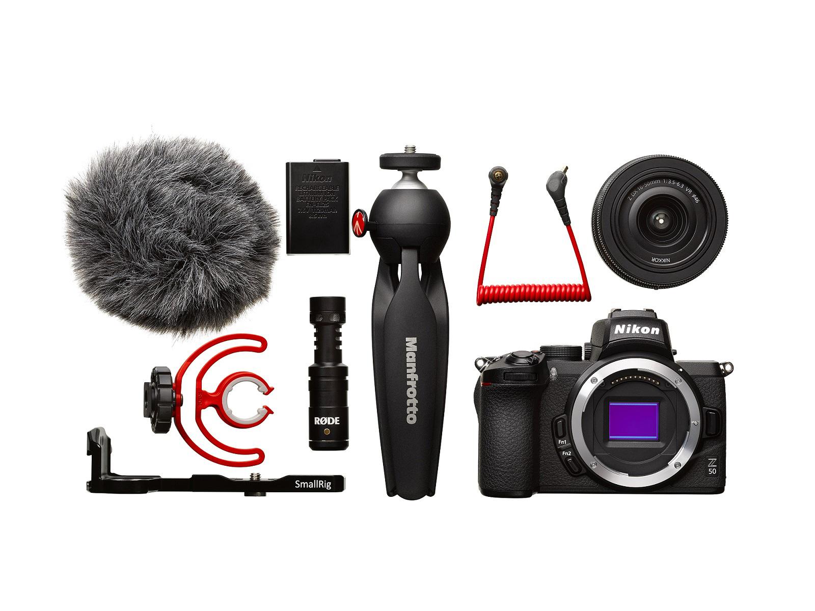 Nikon vlogger kit, la soluzione bundle per videomaker thumbnail