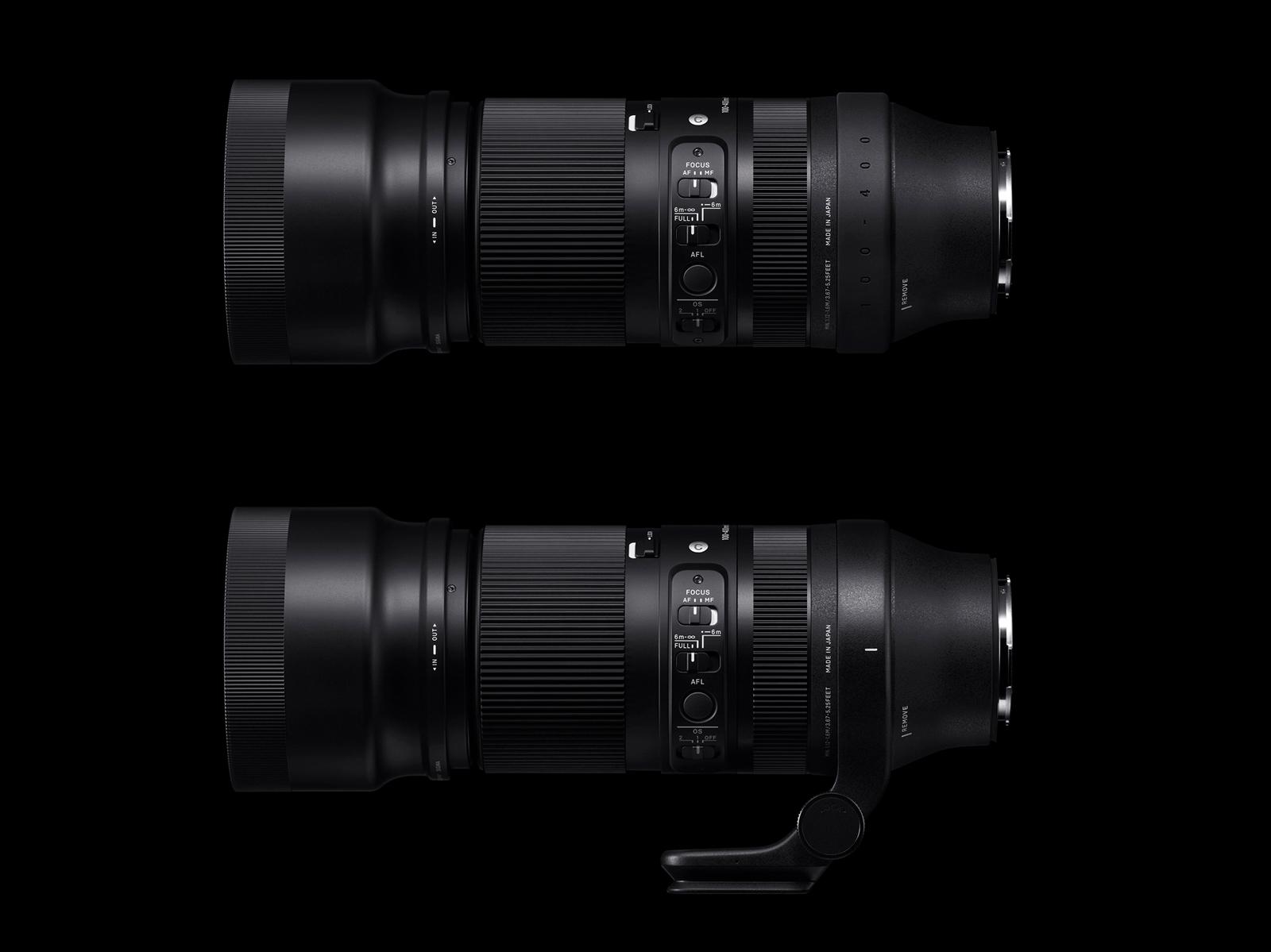 Presentato il nuovo Sigma 100-400mm per mirrorless full-frame thumbnail