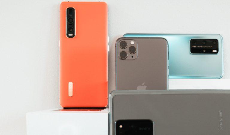 Sfida tra top di gamma. Quattro smartphone top al confronto fotografico. Chi vincerà?
