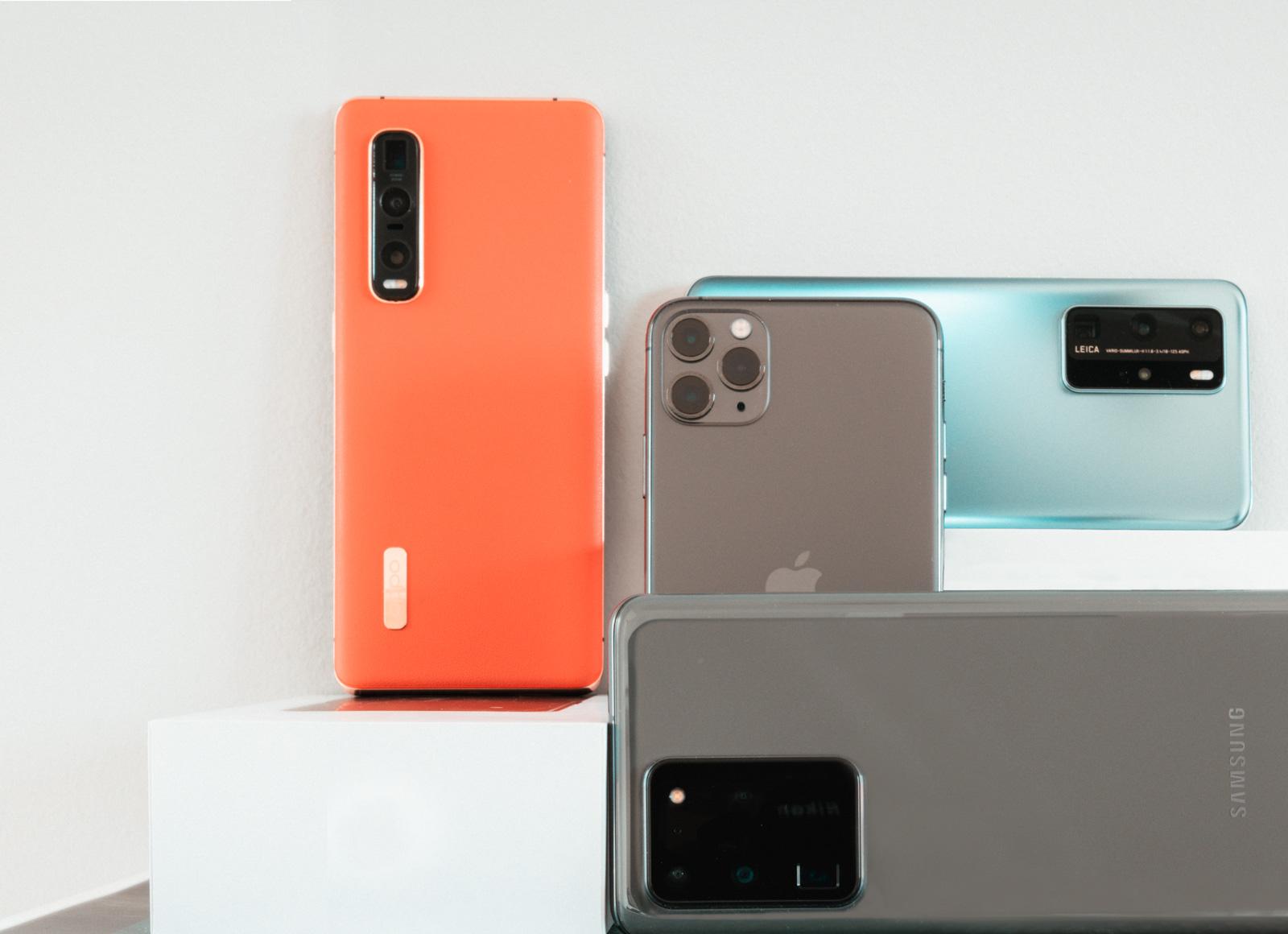Sfida tra top di gamma. Quattro smartphone top al confronto fotografico. Chi vincerà? thumbnail