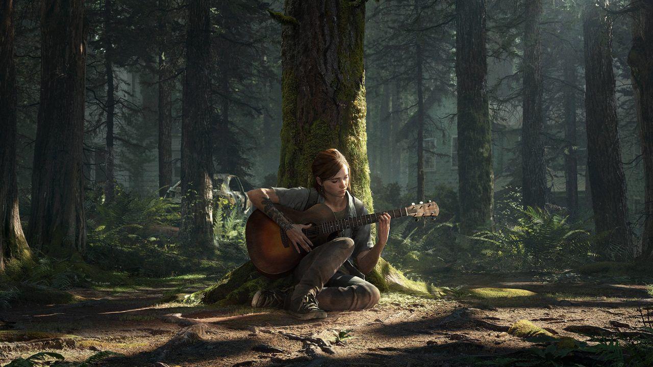 Su Naughty Dog piovono joystick dorati thumbnail