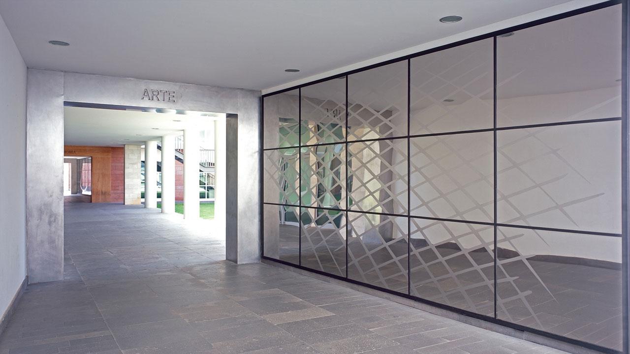 Tiscali Campus arte