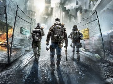 Tom Clancy's The Division Operation Iron Horse